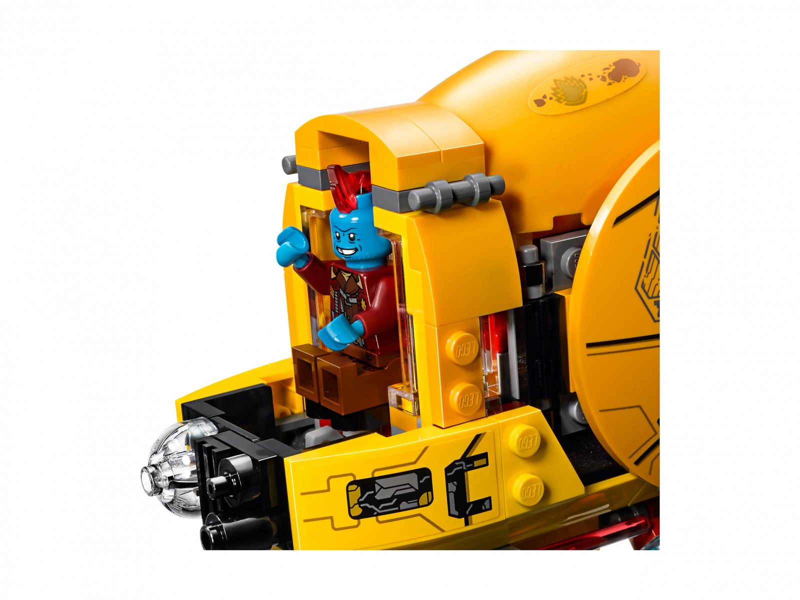 LEGO 76080 Marvel Super Heroes Zemsta Ayeshy