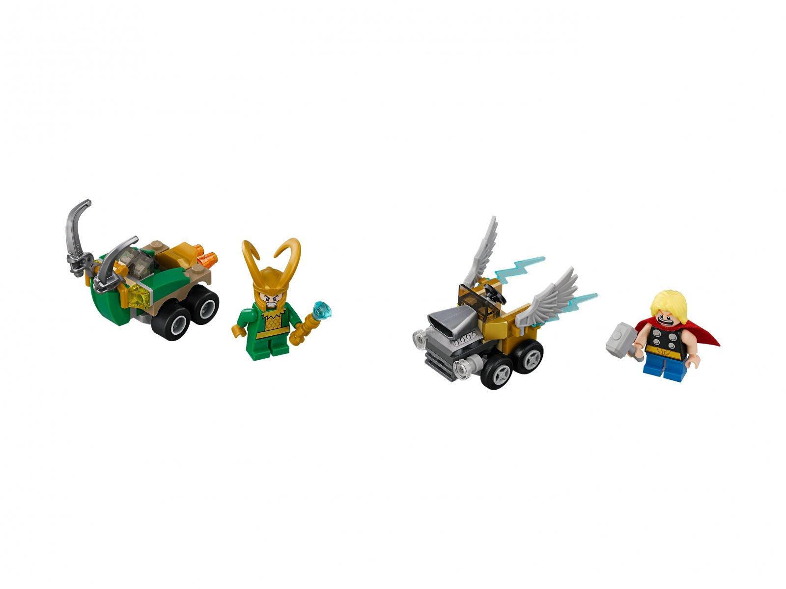 LEGO 76091 Thor vs. Loki