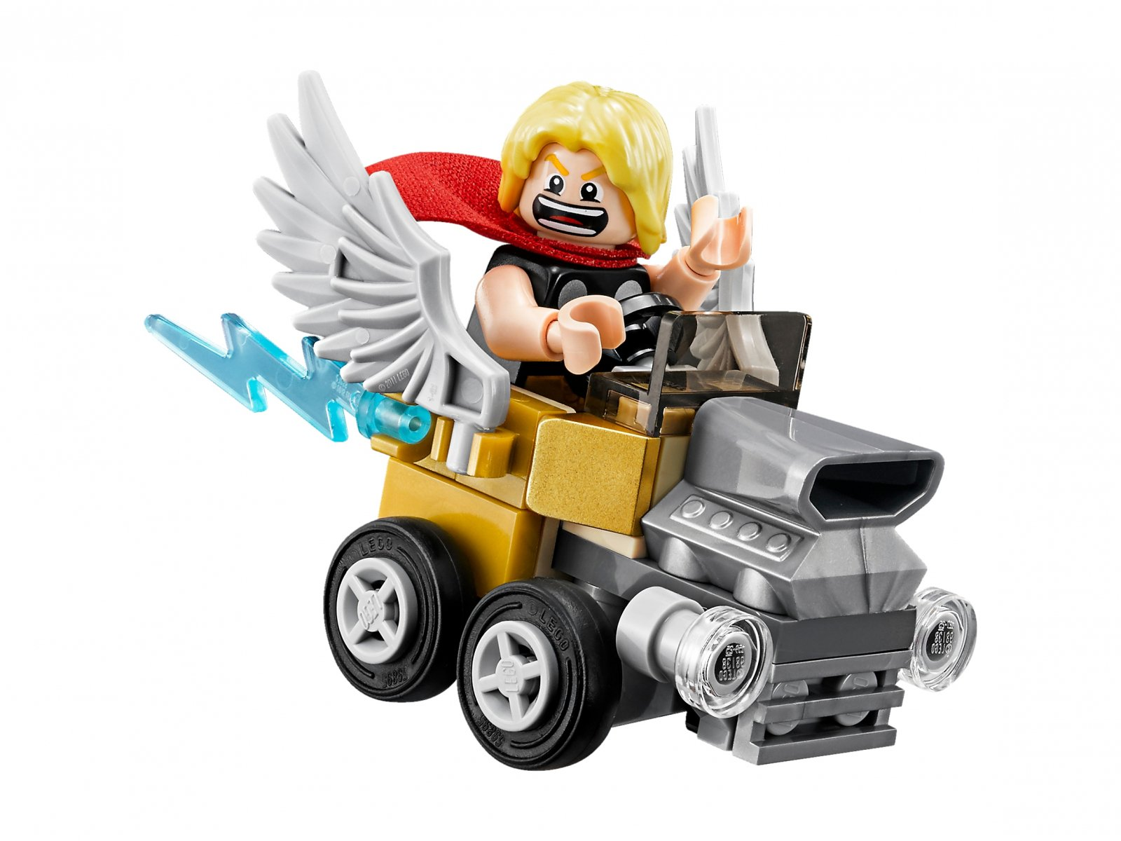 LEGO Marvel Super Heroes Thor vs. Loki
