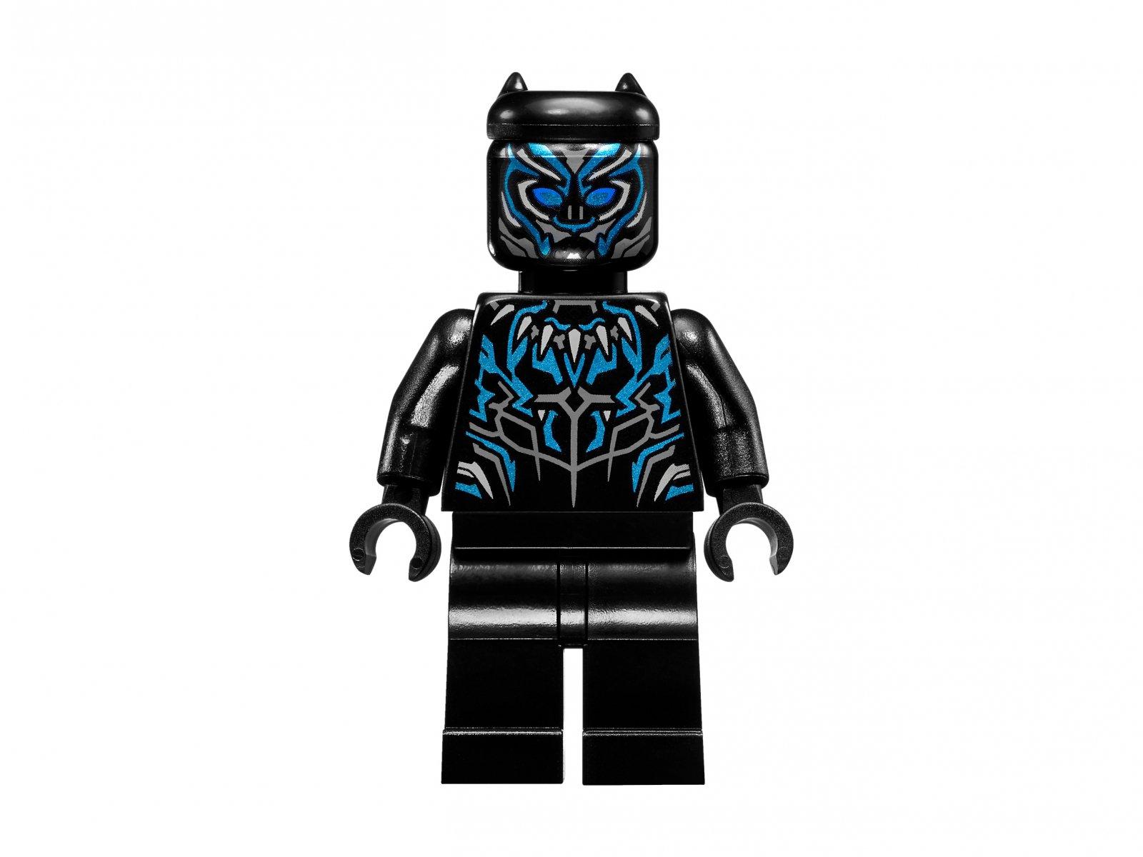 LEGO Marvel Super Heroes 76099 Pojedynek z nosorożcem w pobliżu kopalni
