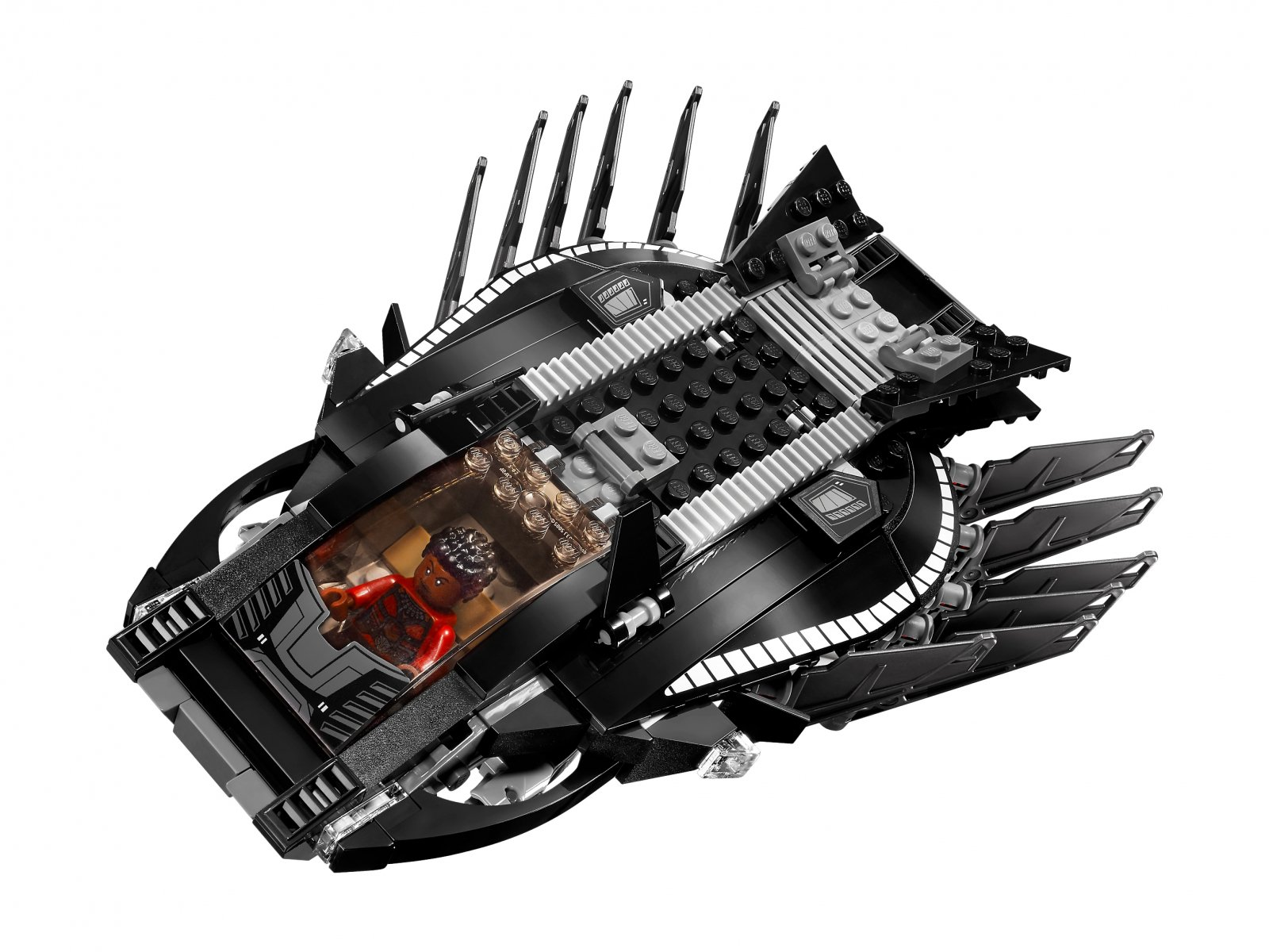 LEGO 76100 Atak myśliwca Royal Talon Fighter