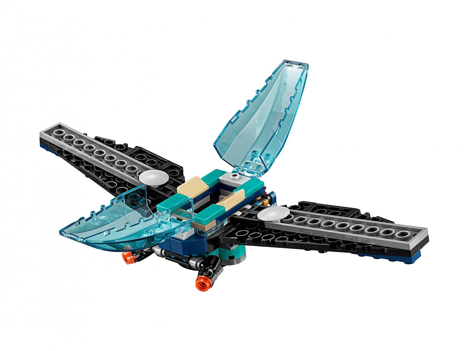 LEGO Marvel Super Heroes Atak statku Outriderów 76101