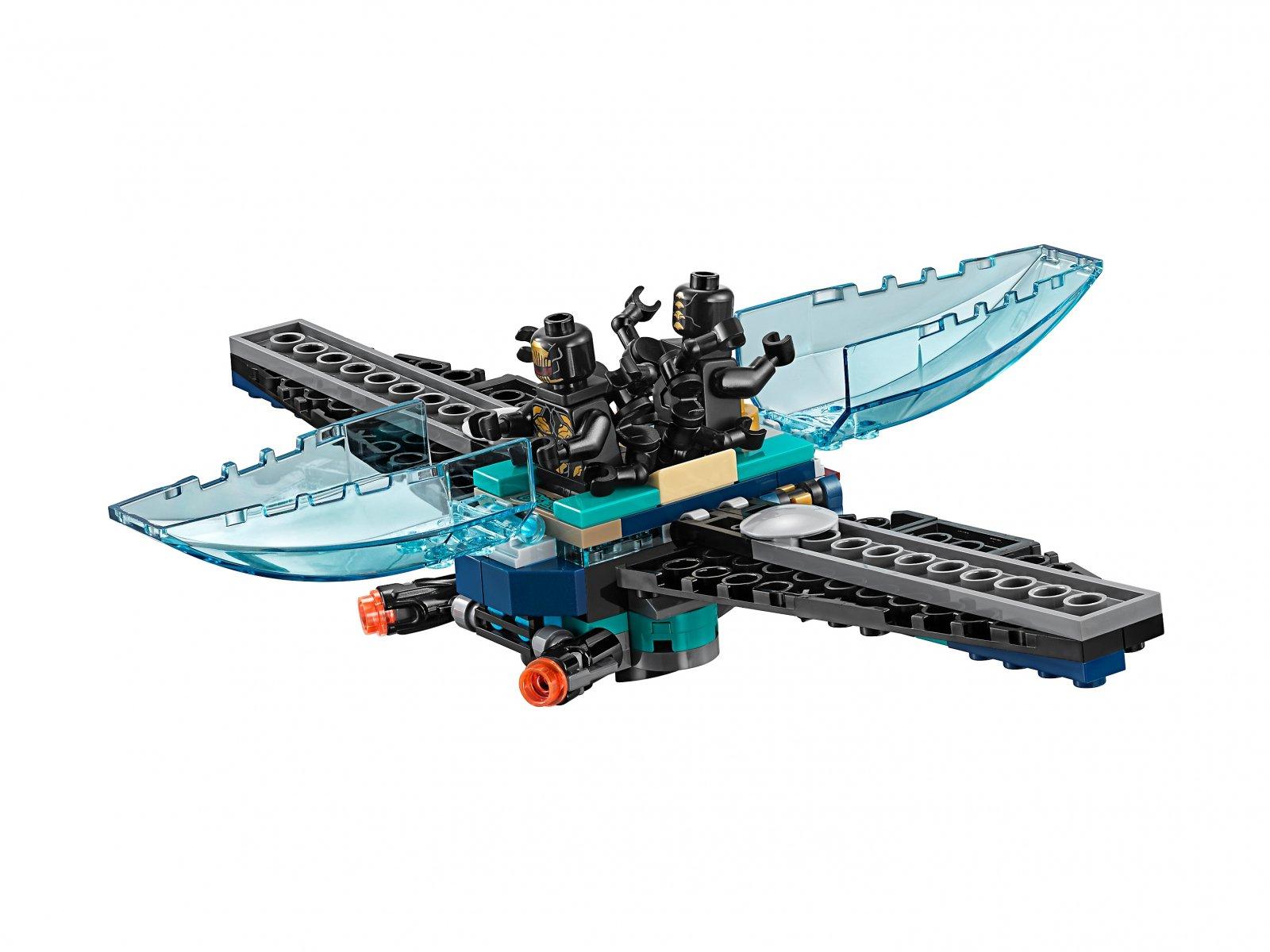 LEGO Marvel Super Heroes 76101 Atak statku Outriderów