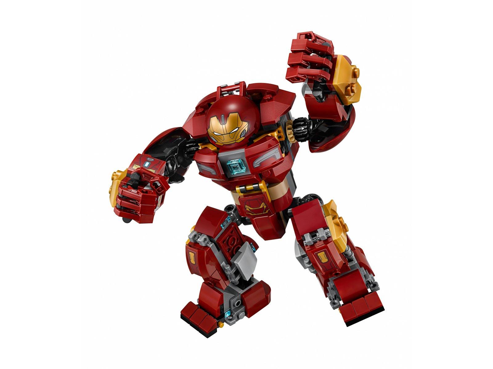 LEGO Marvel Super Heroes 76104 Walka w Hulkbusterze