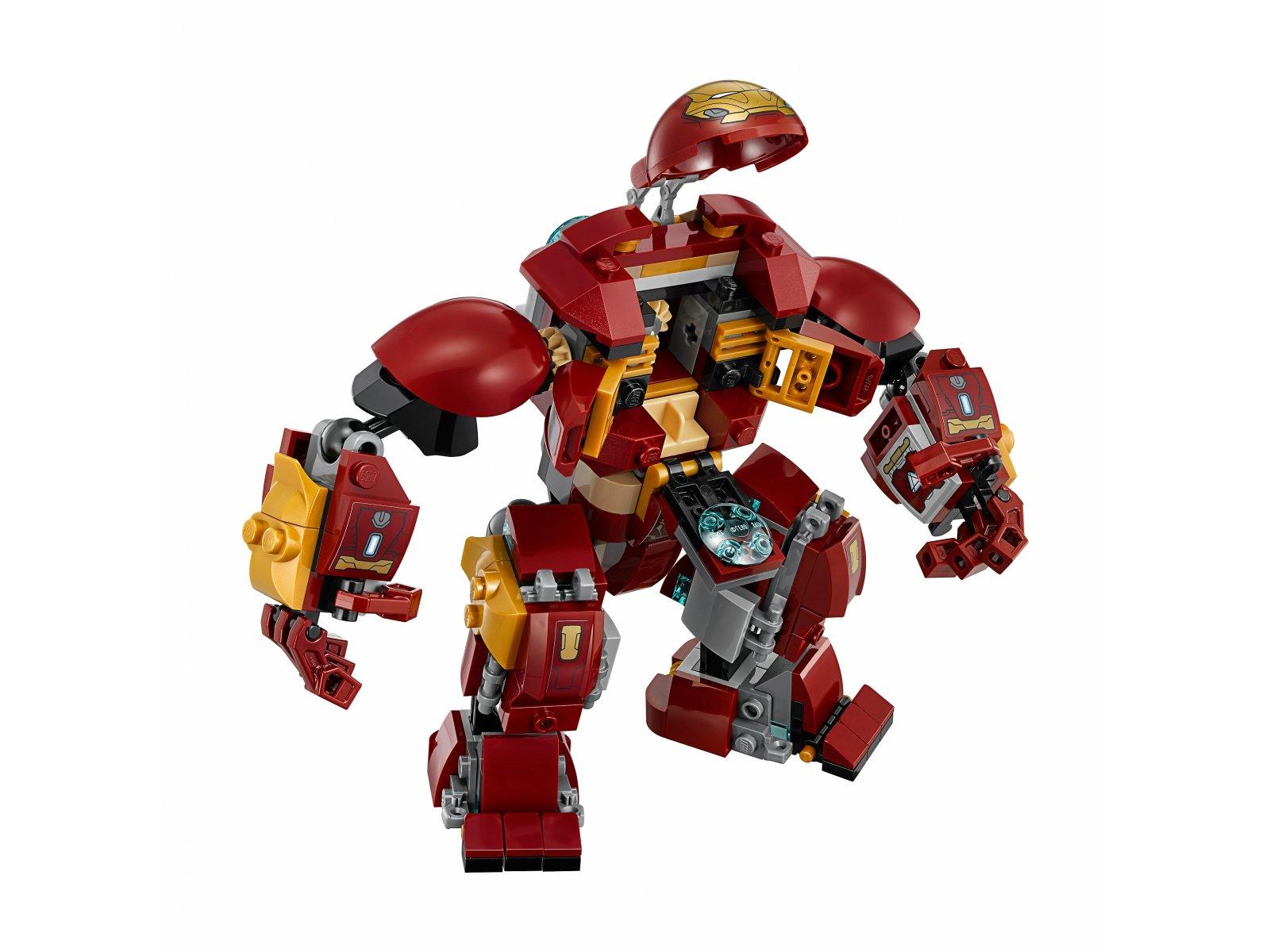 LEGO 76104 Walka w Hulkbusterze