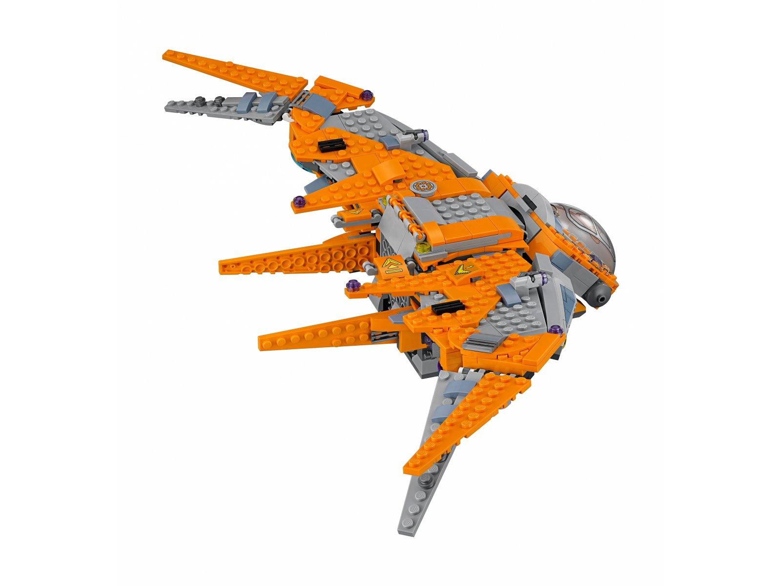 LEGO 76107 Marvel Super Heroes Thanos: ostateczna walka