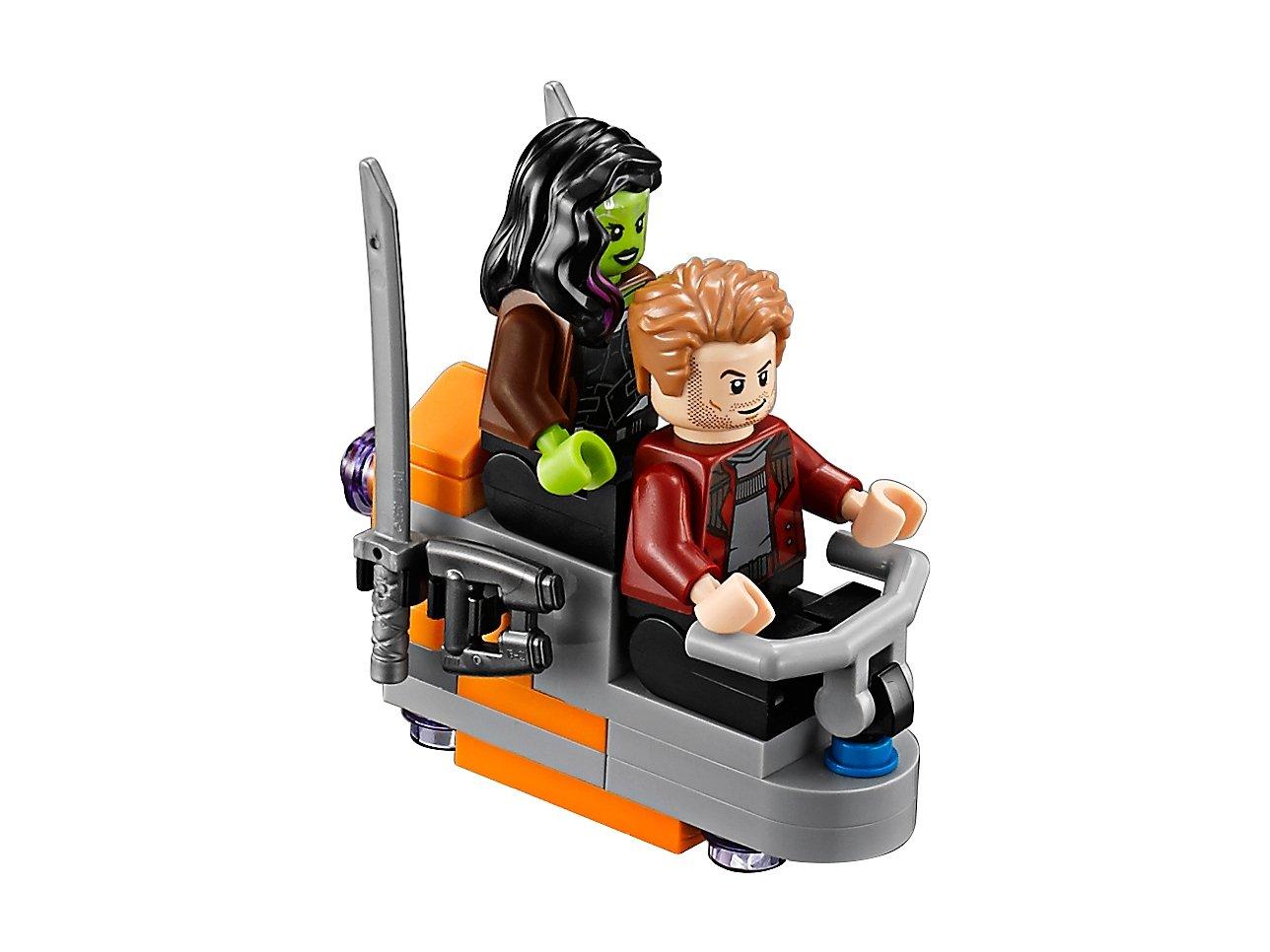 LEGO Marvel Super Heroes Thanos: ostateczna walka 76107