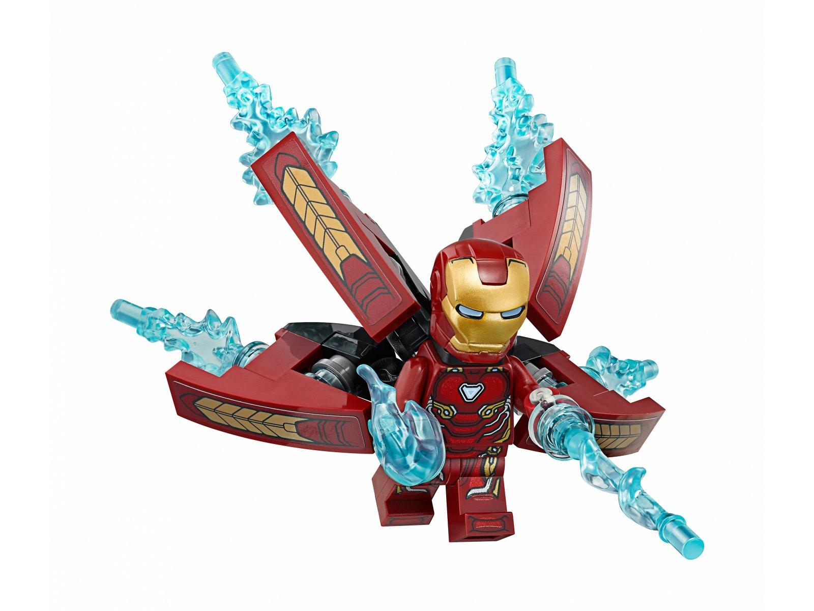 LEGO Marvel Super Heroes 76107 Thanos: ostateczna walka