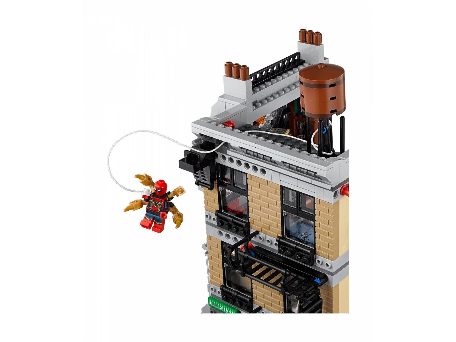 LEGO 76108 Starcie w Sanctum Sanctorum