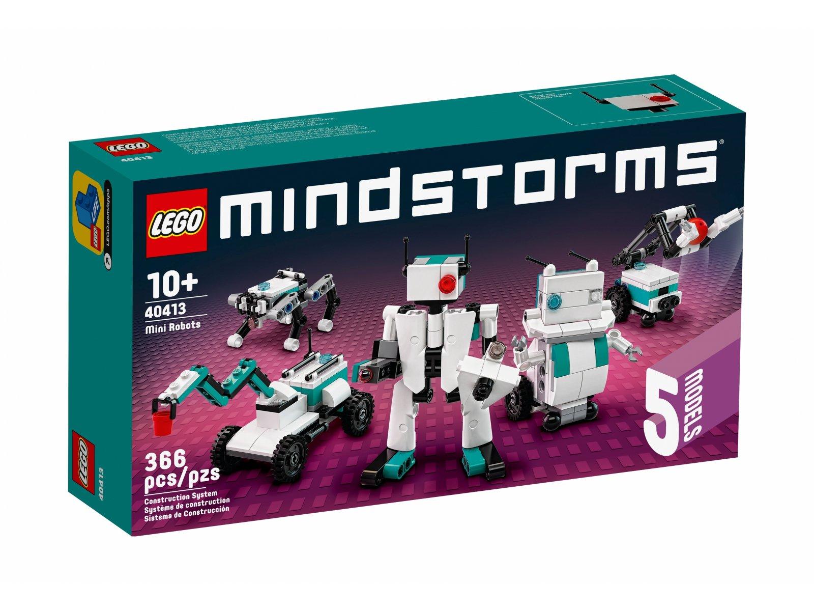 LEGO 40413 Miniroboty