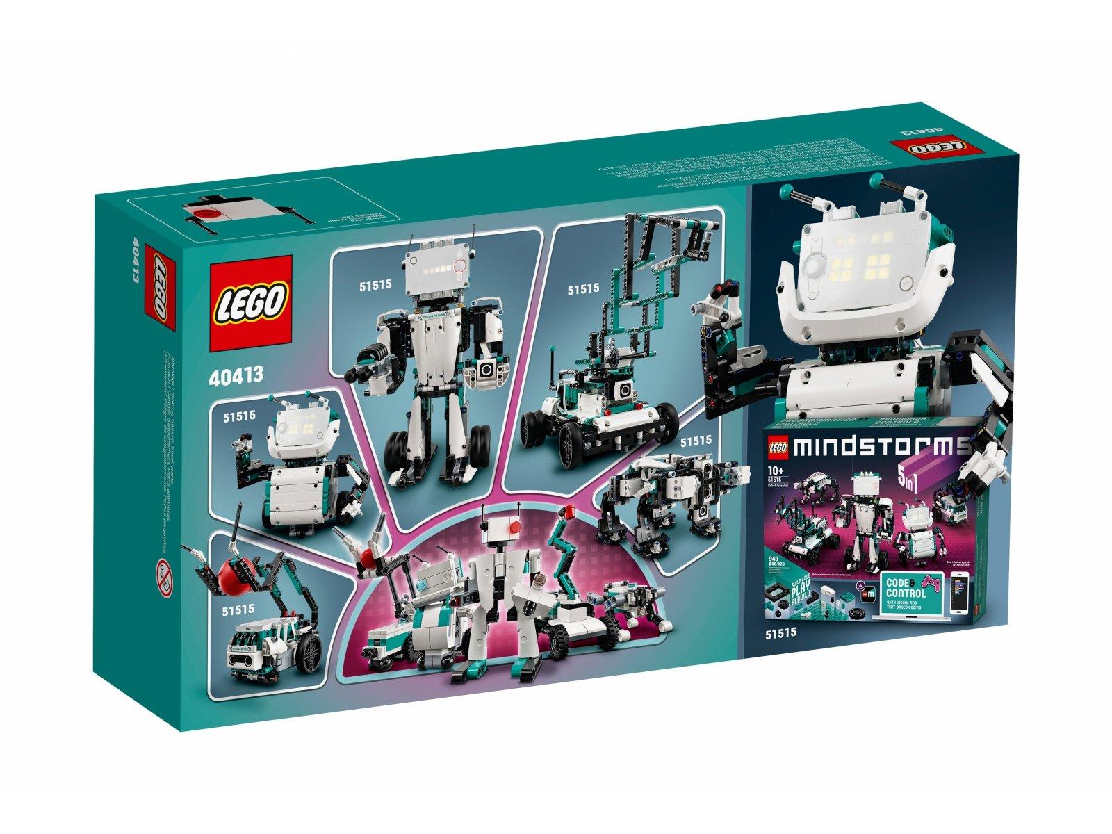 LEGO Mindstorms 40413 Miniroboty