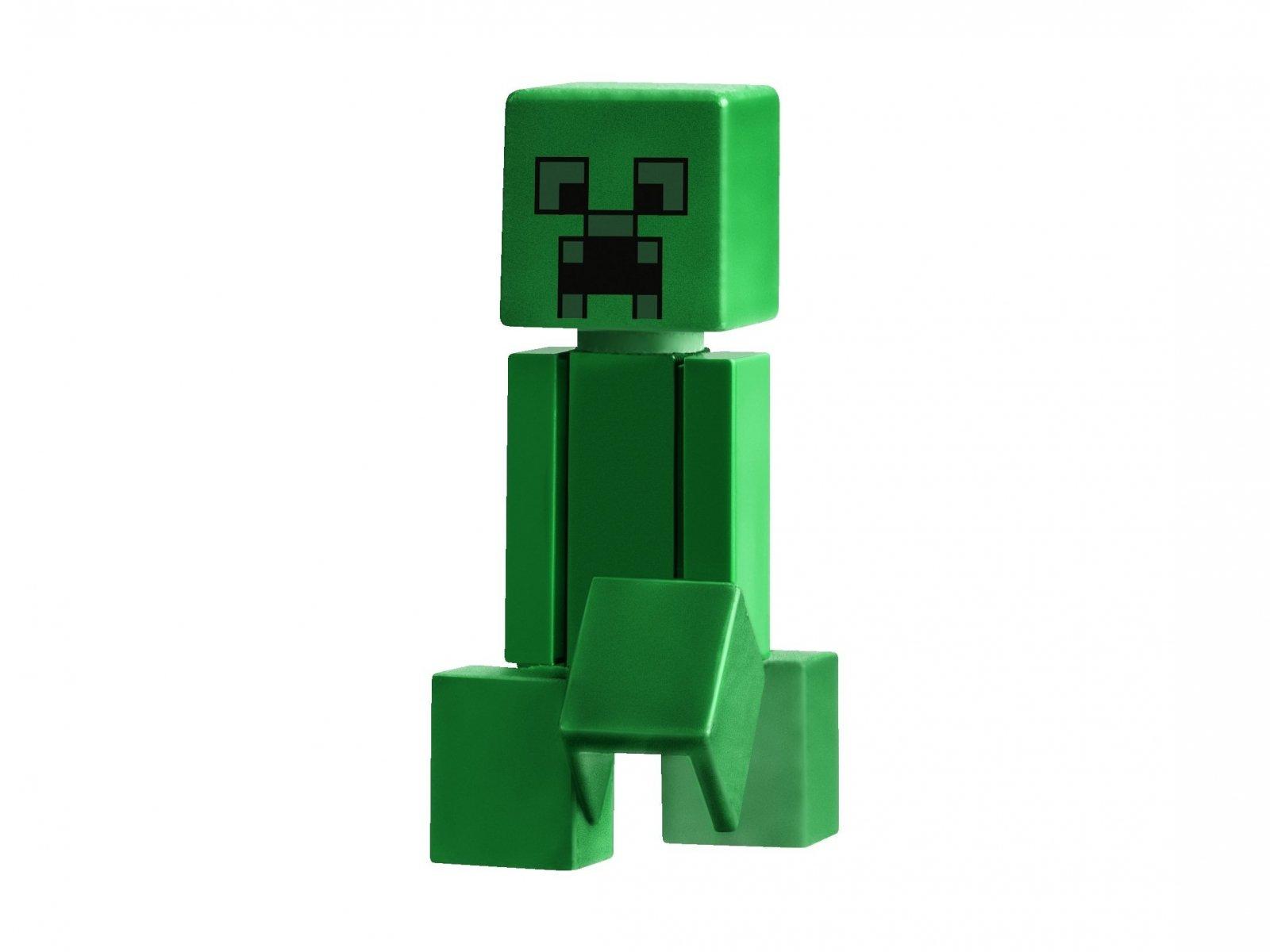 LEGO Minecraft 21115 Pierwsza noc