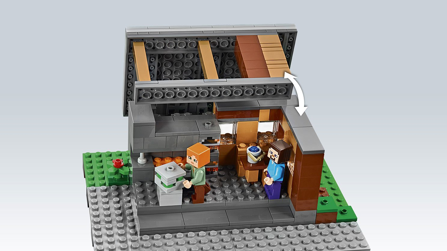 LEGO 21128 Wioska