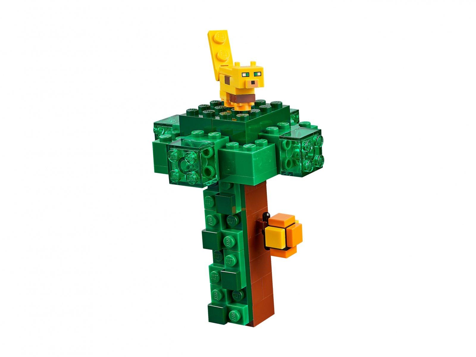 Lego 21132 Minecraft świątynia W Dżungli Zklockówpl