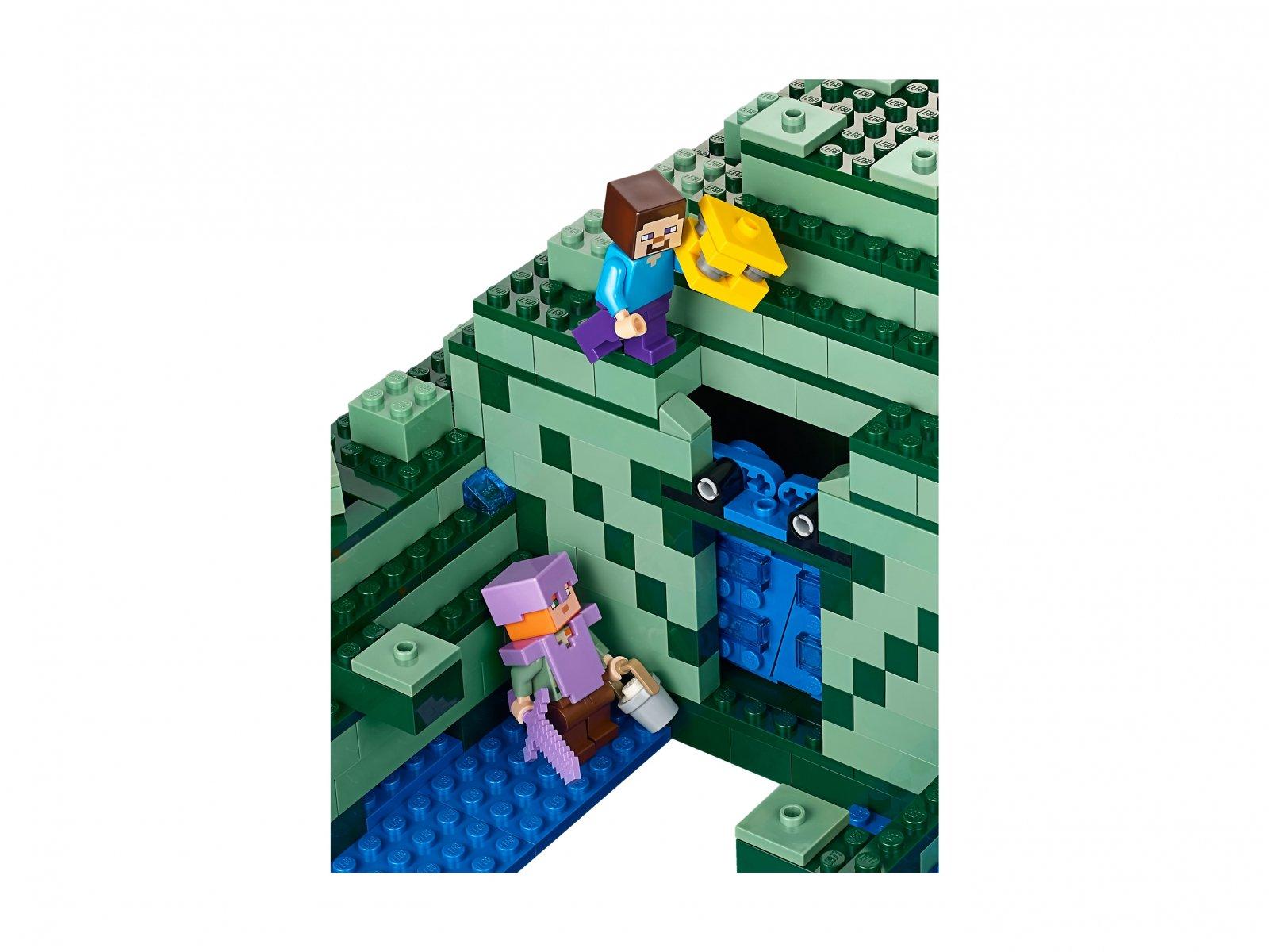 LEGO Minecraft™ 21136 Oceaniczny monument