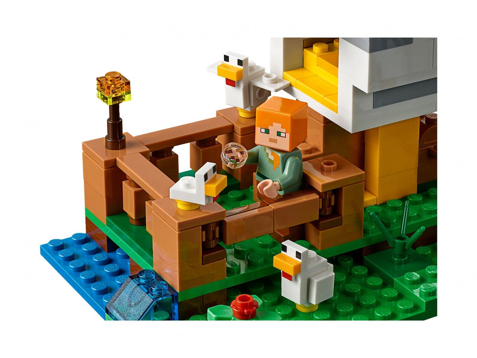 LEGO Minecraft™ 21140 Kurnik