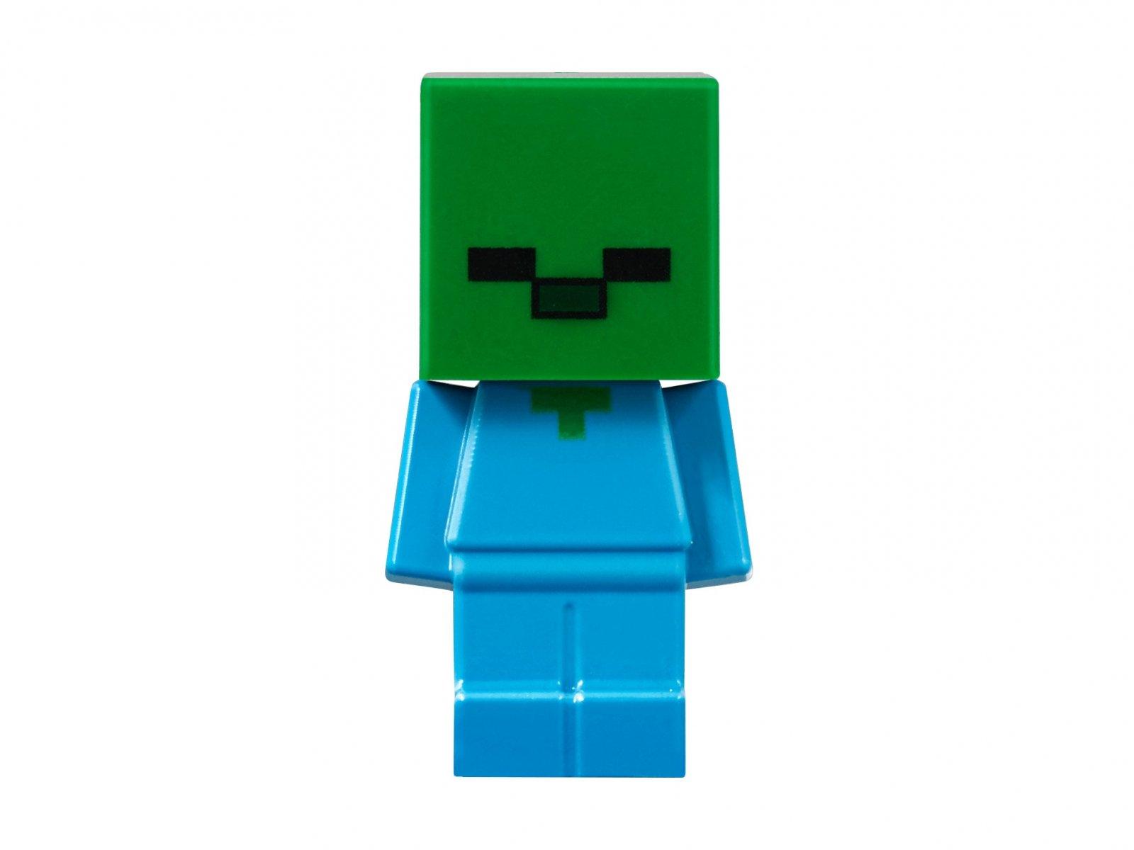 LEGO Minecraft™ 21141 Jaskinia zombie