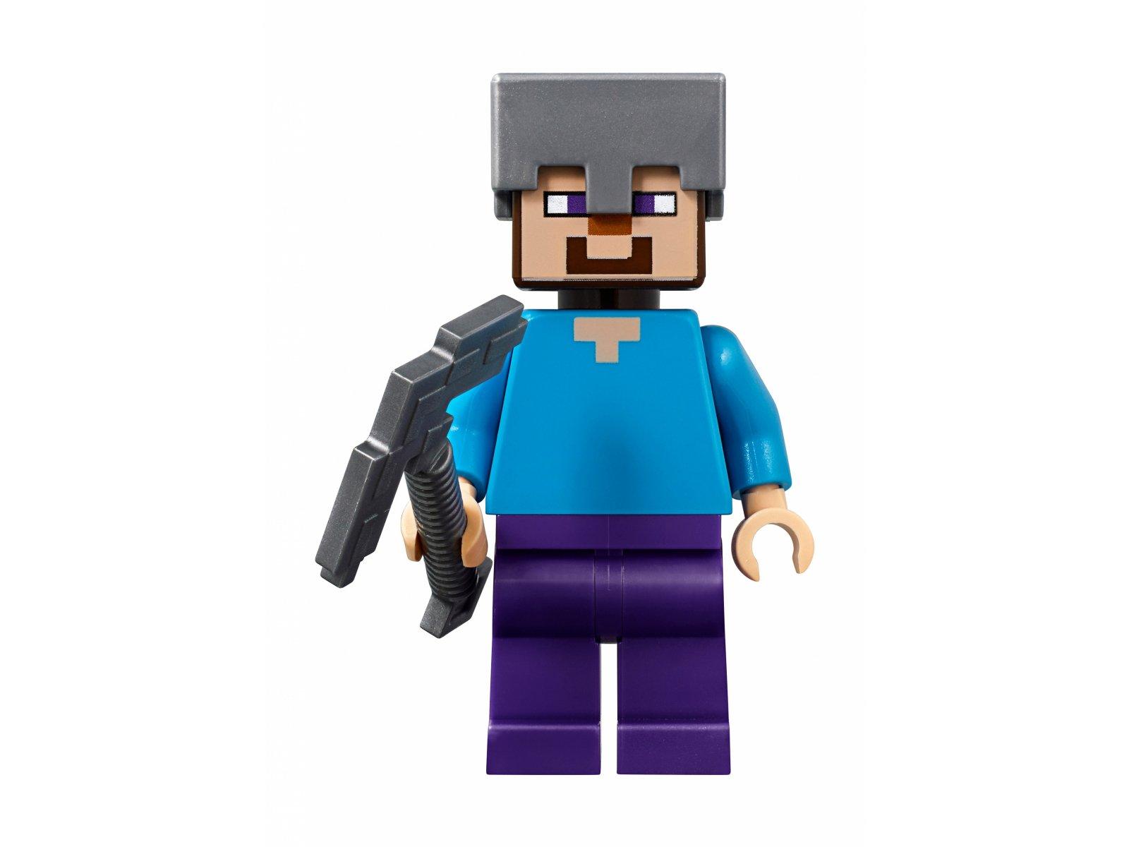 LEGO Minecraft™ Jaskinia zombie 21141