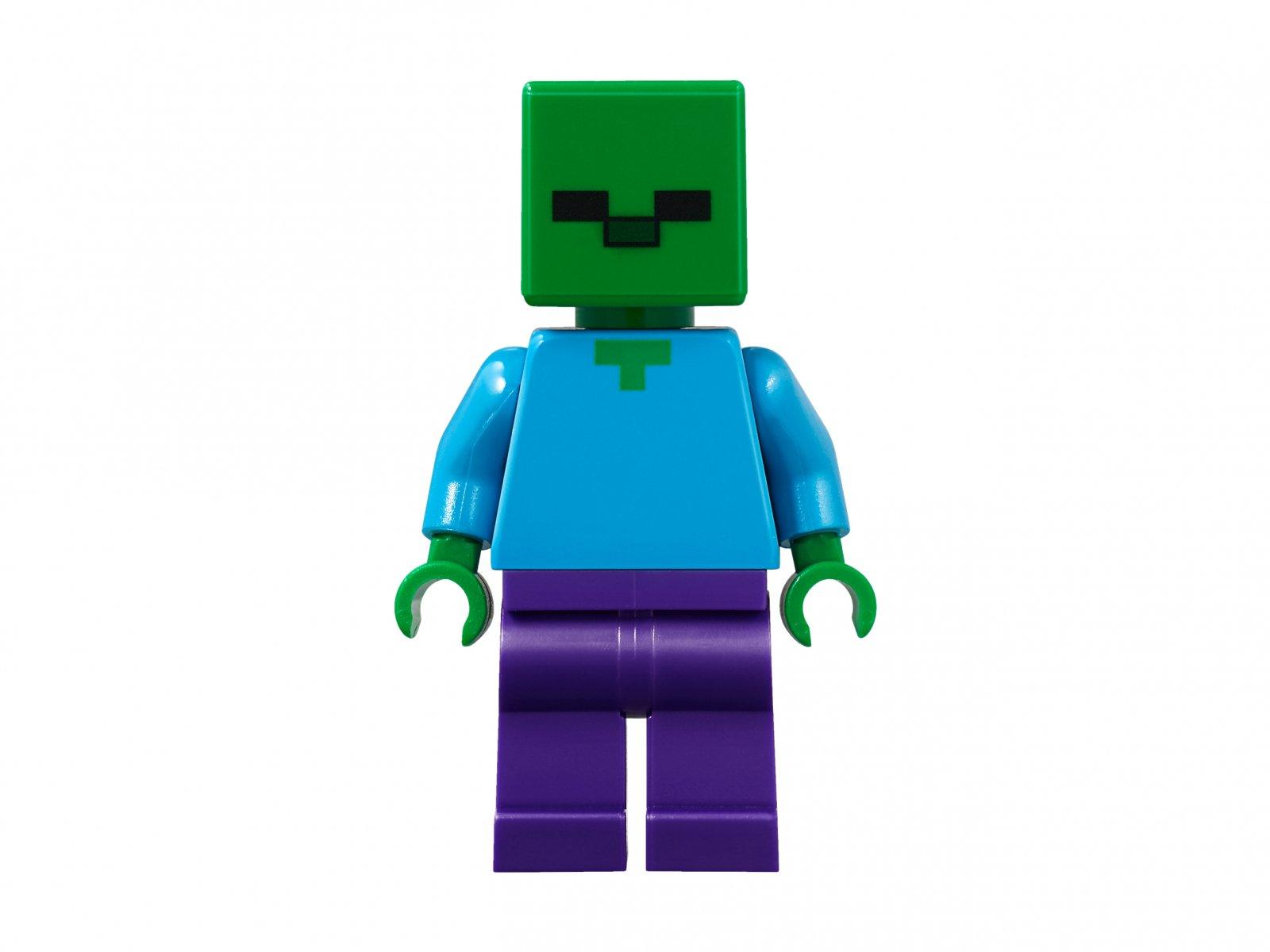 LEGO 21141 Minecraft™ Jaskinia zombie