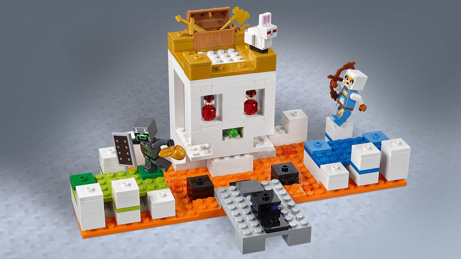 LEGO 21145 Minecraft™ Czaszkowa arena