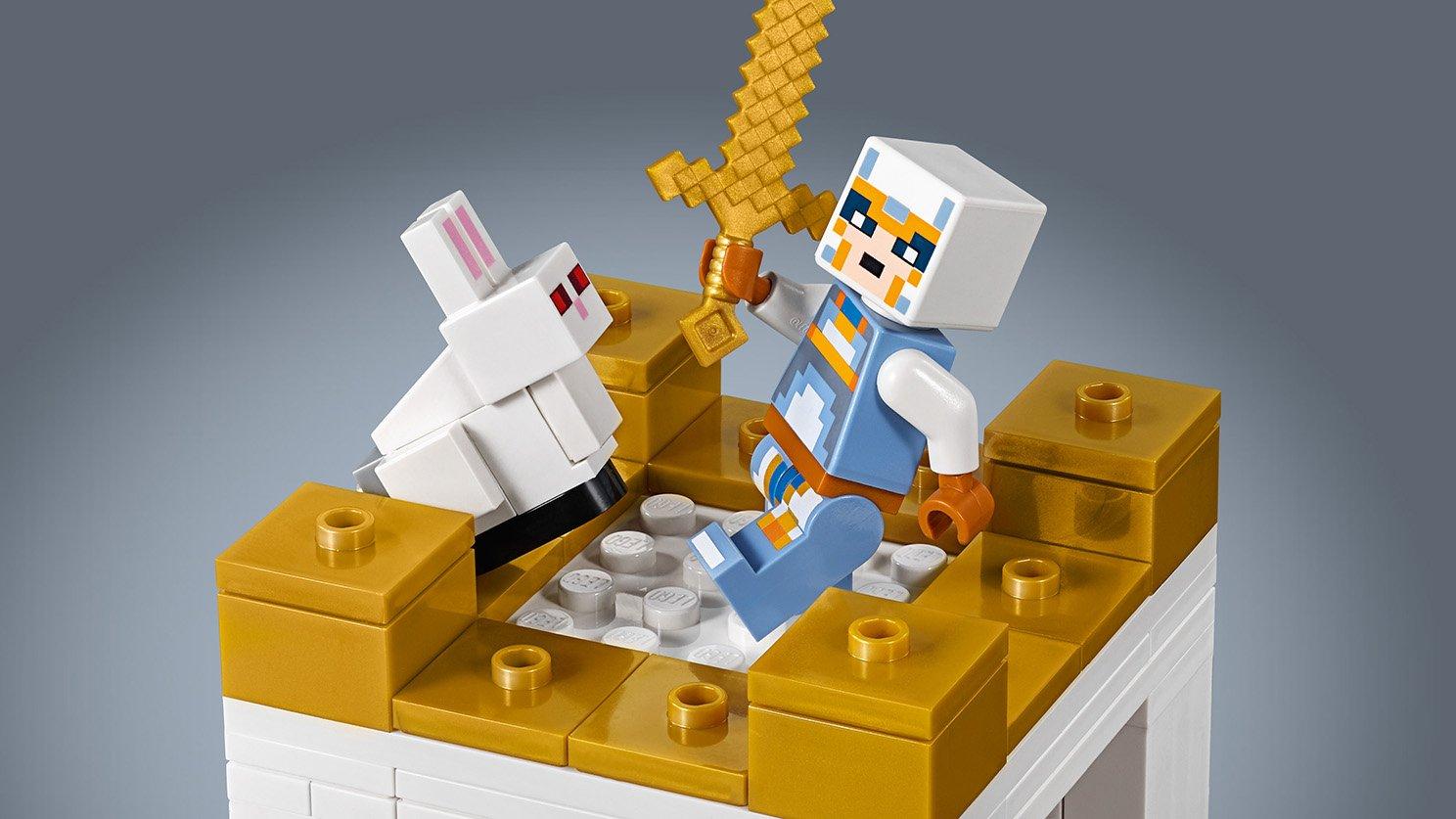 LEGO Minecraft™ Czaszkowa arena 21145