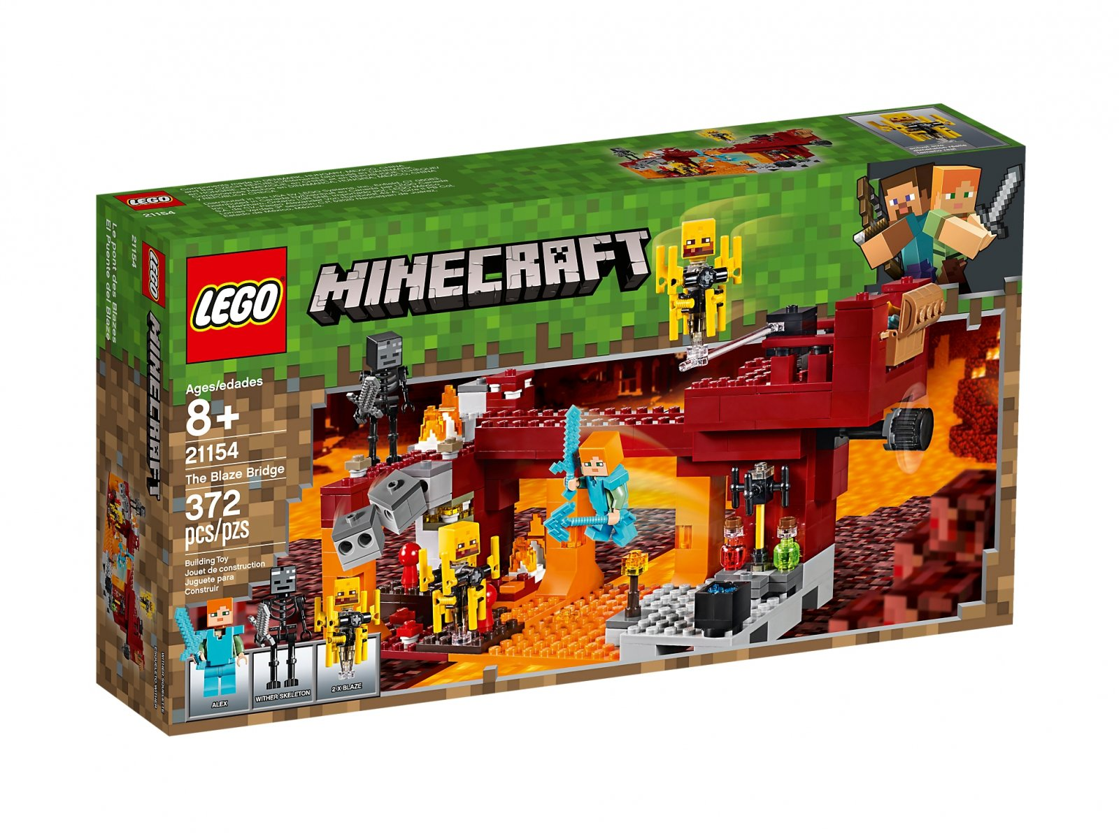 LEGO 21154 Most Płomyków