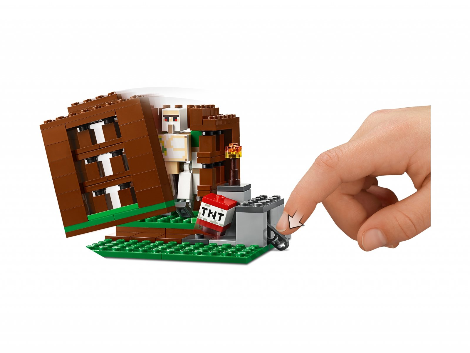 LEGO 21159 Kryjówka rozbójników