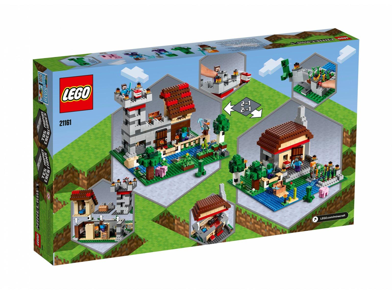 LEGO 21161 Kreatywny warsztat 3.0