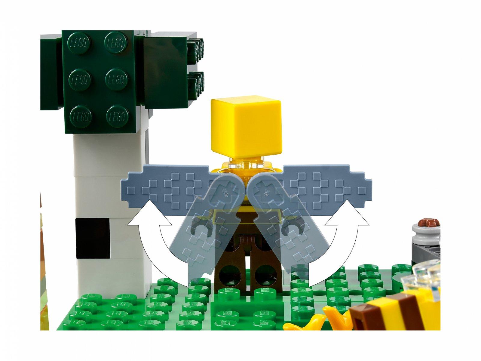 LEGO 21165 Pasieka