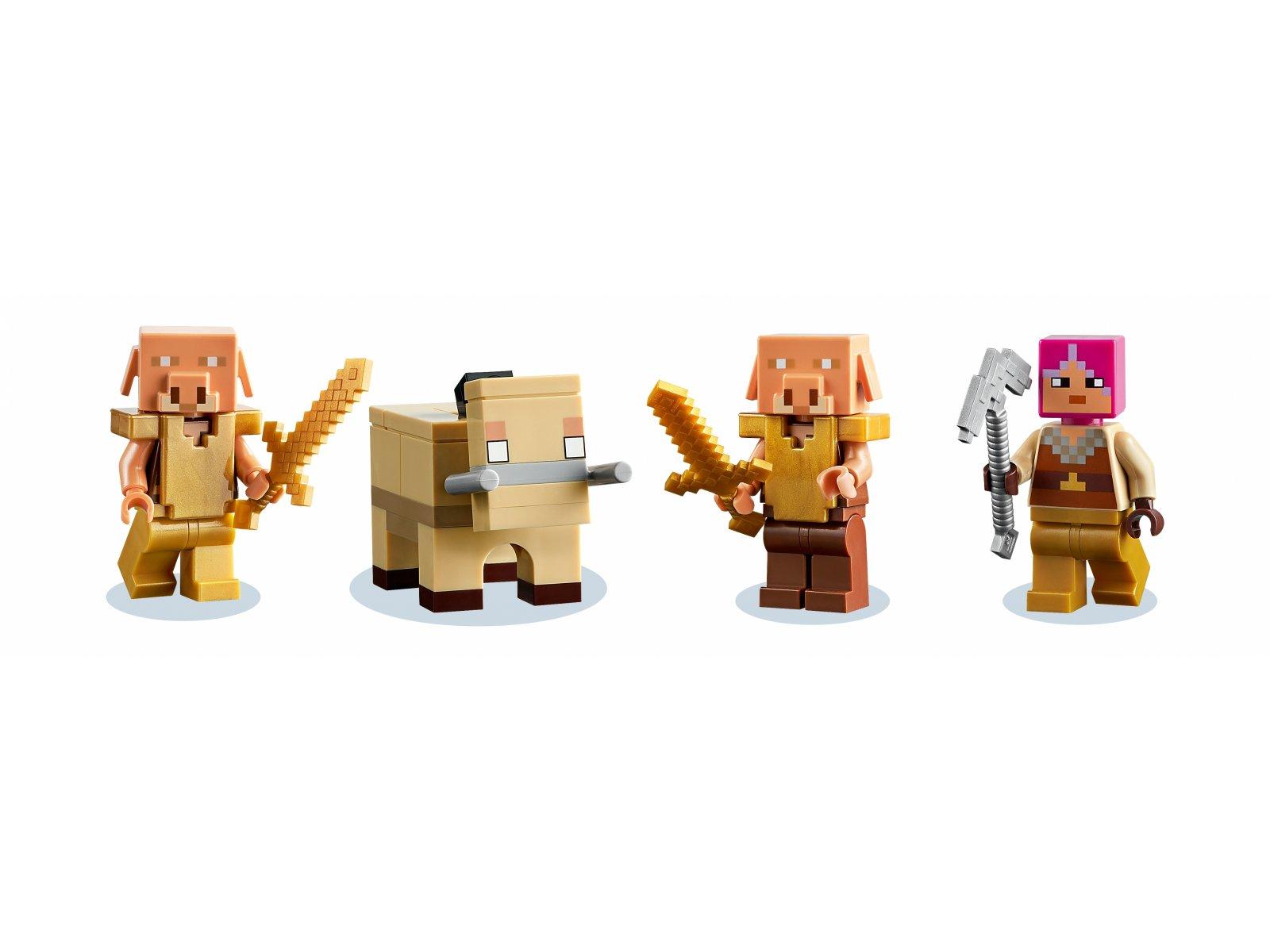 LEGO Minecraft 21168 Spaczony las