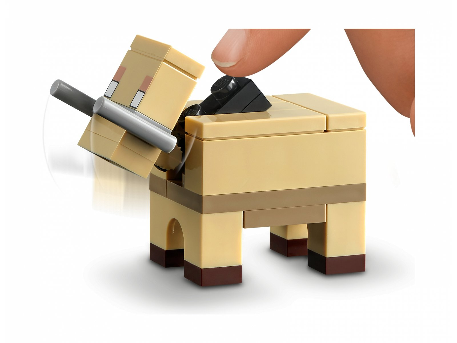 LEGO 21168 Minecraft Spaczony las