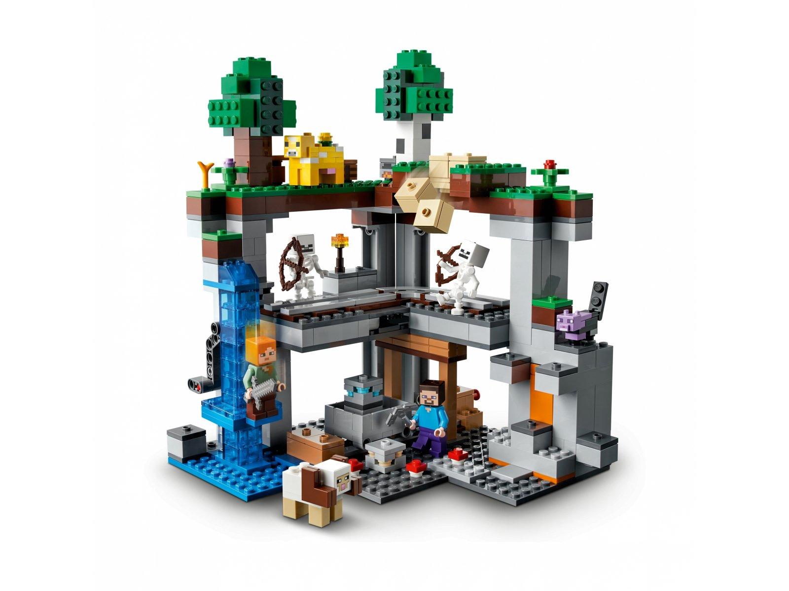 LEGO 21169 Pierwsza przygoda