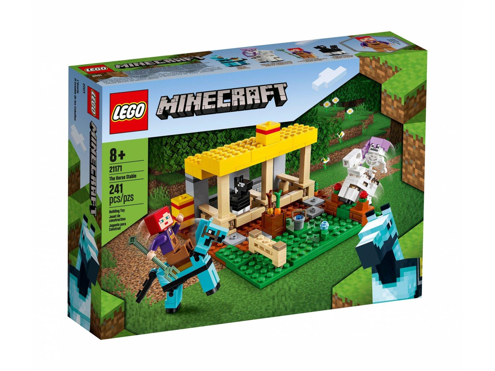 LEGO 21171 Stajnia