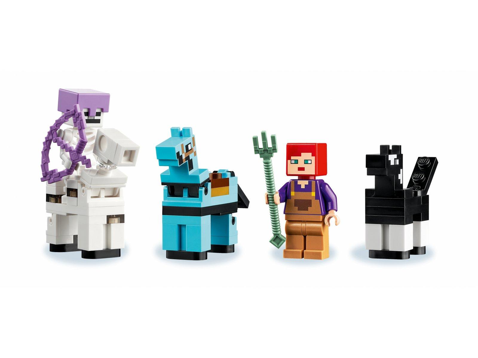 LEGO 21171 Minecraft Stajnia