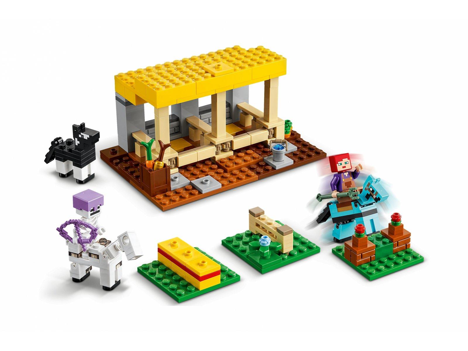 LEGO Minecraft Stajnia 21171