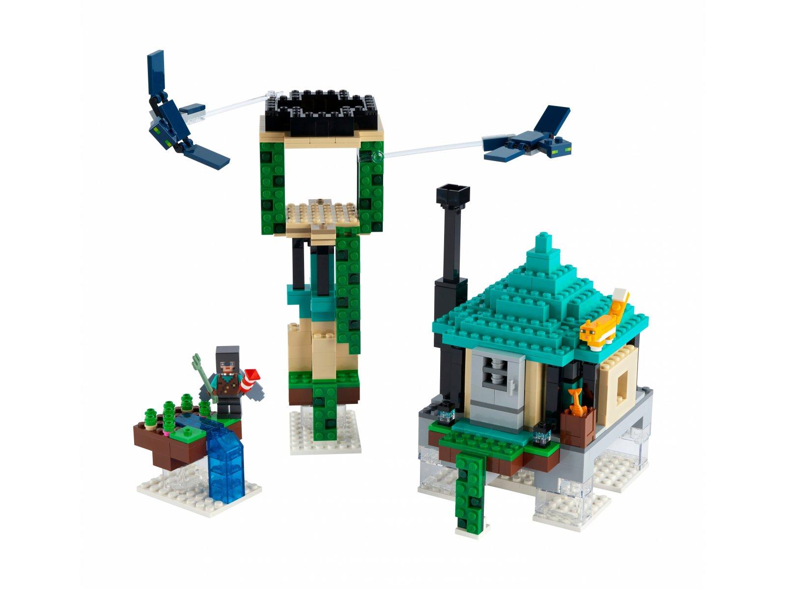 LEGO Minecraft Podniebna wieża 21173
