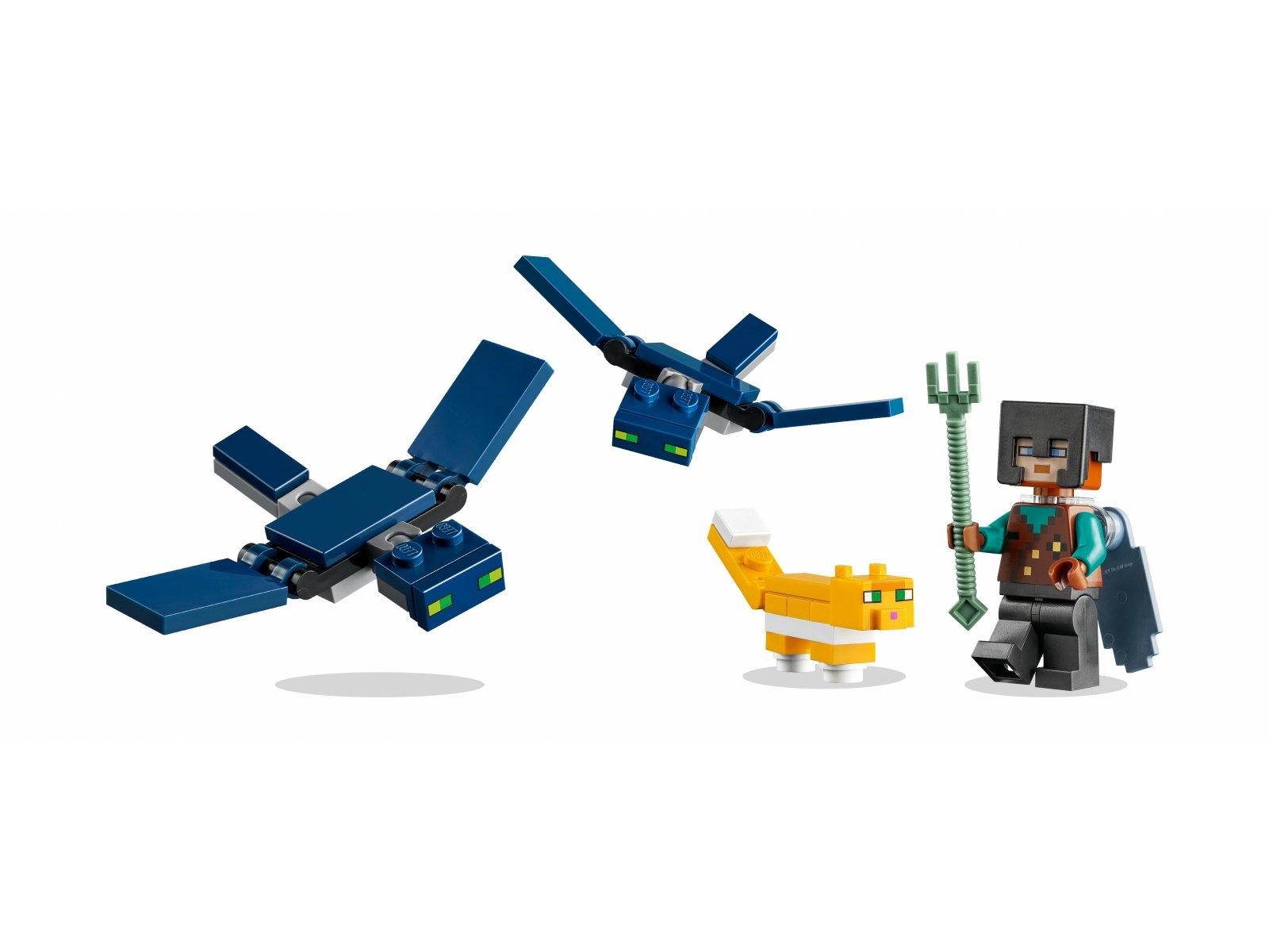 LEGO 21173 Minecraft Podniebna wieża