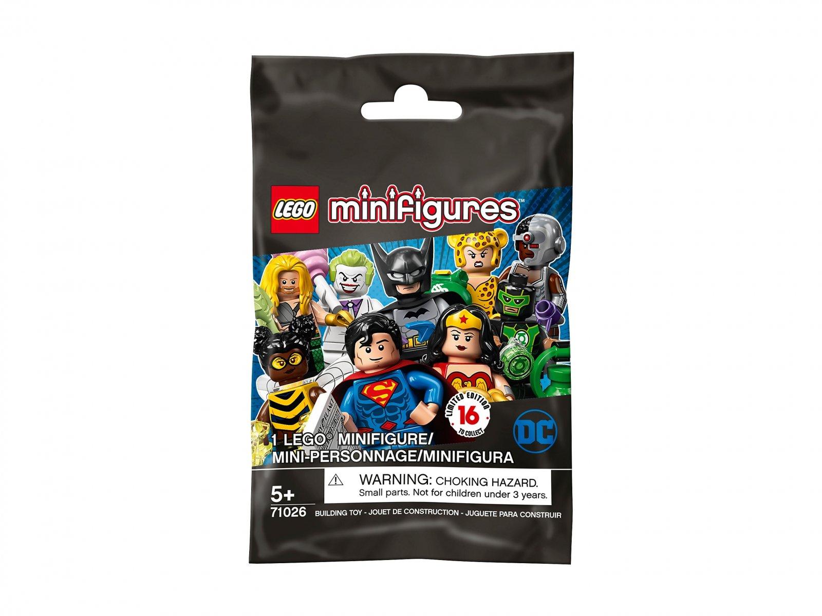 LEGO Minifigures 71026 Seria DC Super Heroes