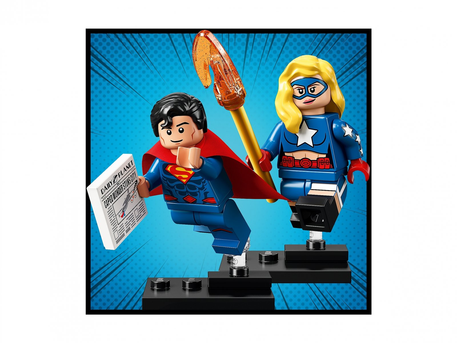 LEGO Minifigures Seria DC Super Heroes 71026