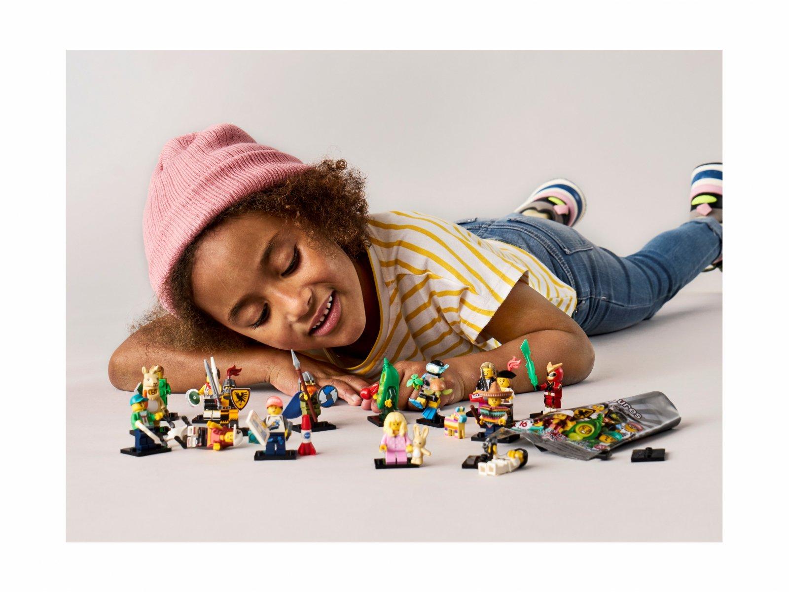 LEGO 71027 Minifigures Seria 20