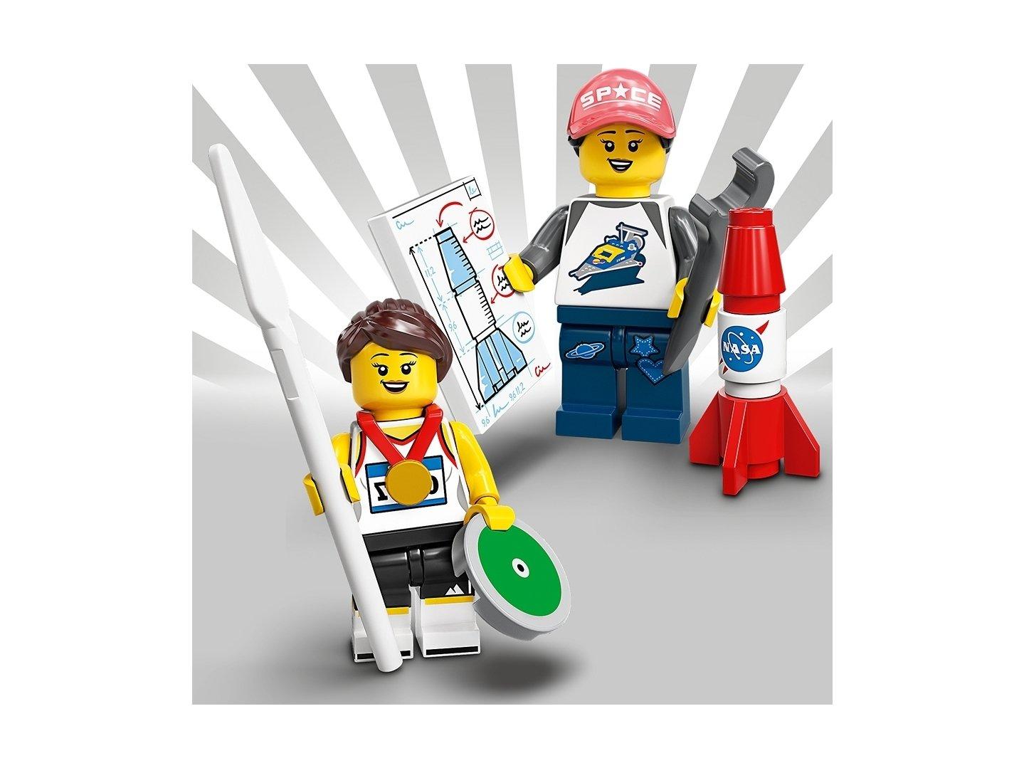 LEGO Minifigures 71027 Seria 20