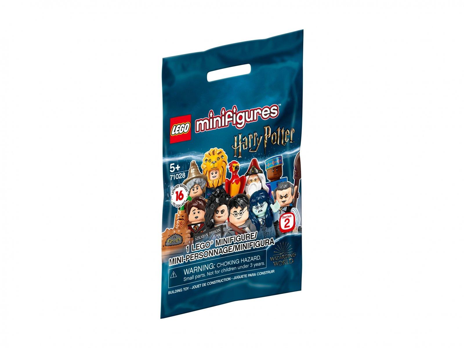 LEGO Minifigures Harry Potter™ - seria 2 71028