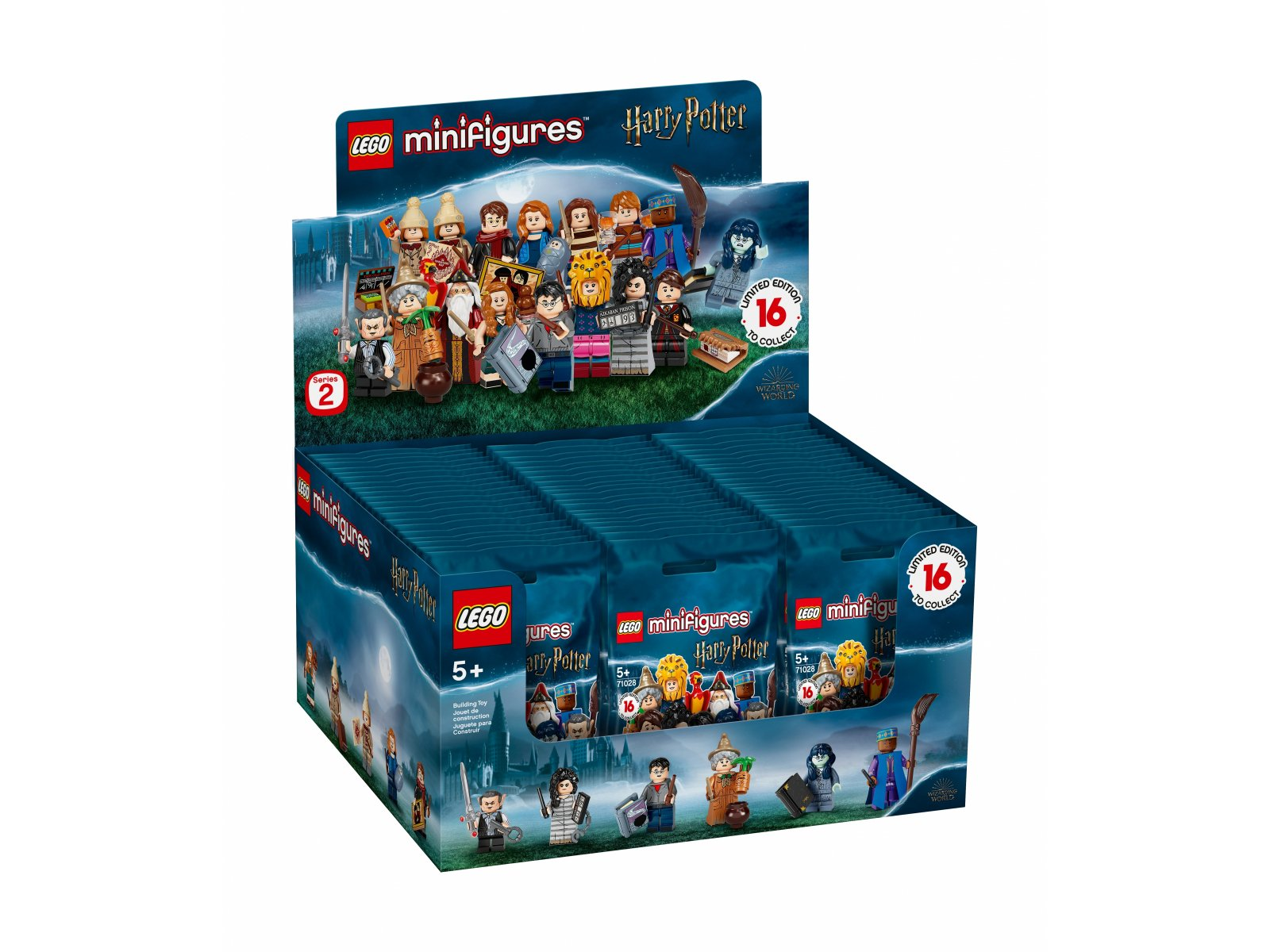 LEGO 71028 Harry Potter™ - seria 2