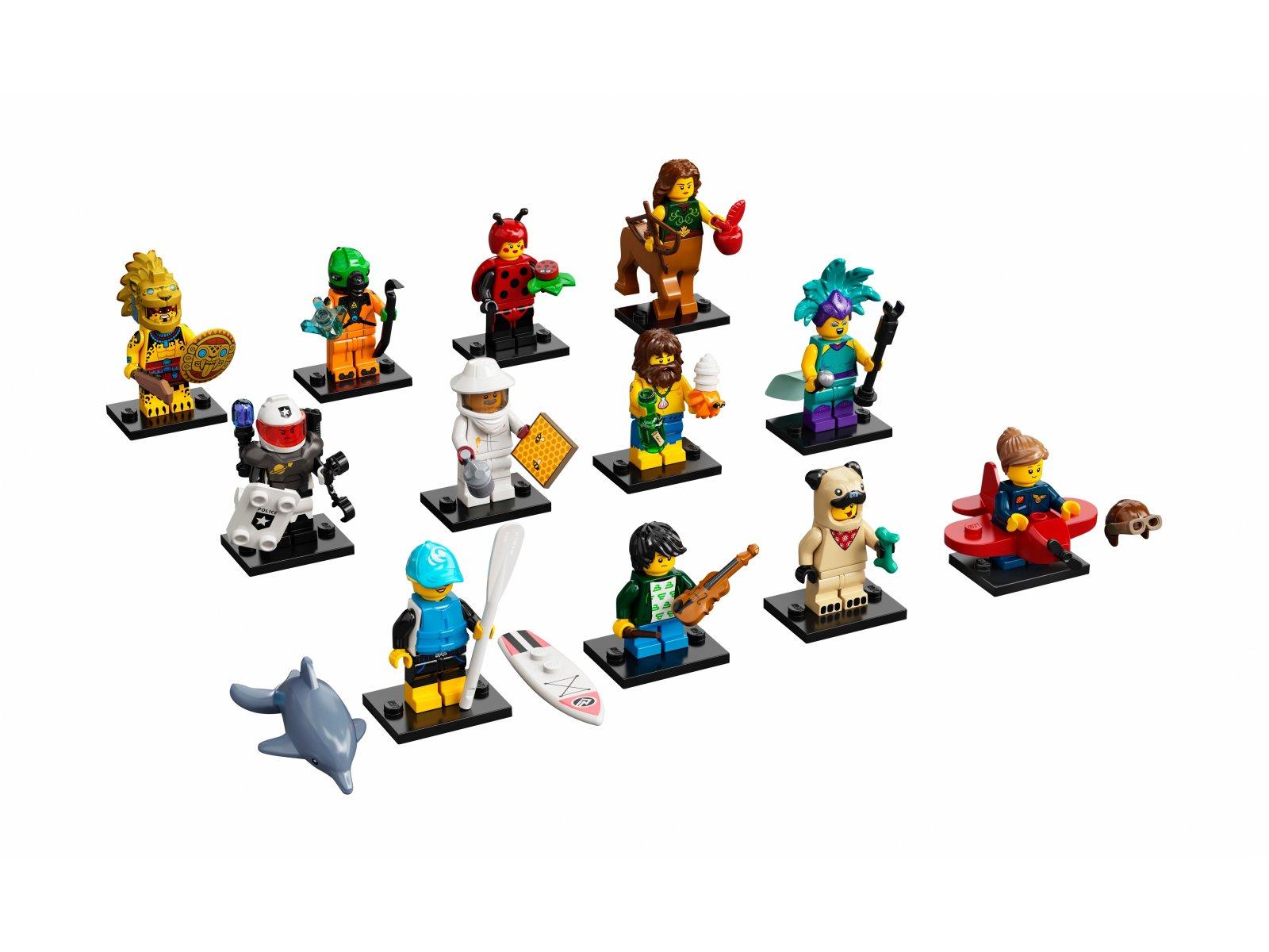 LEGO 71029 Seria 21