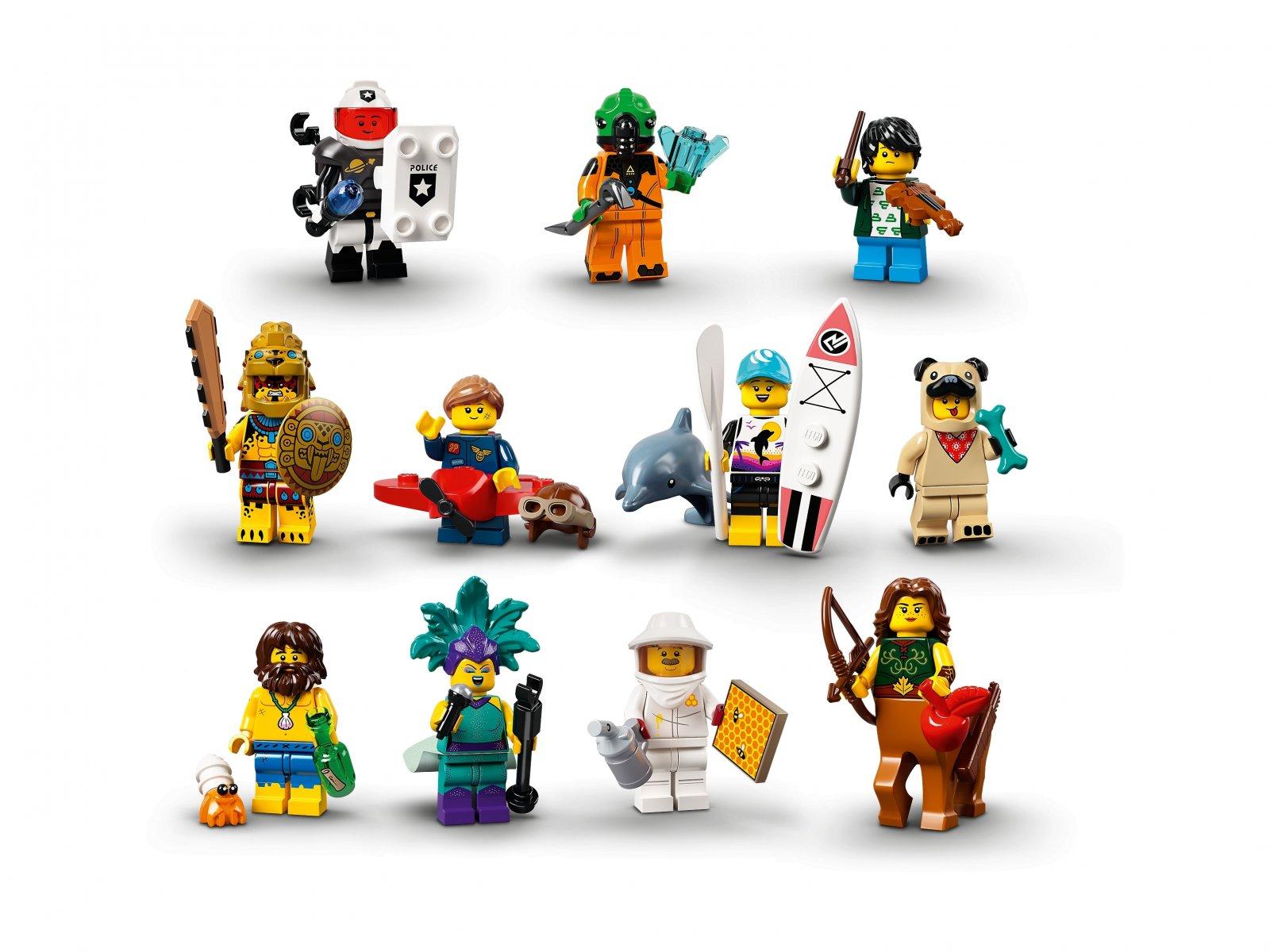 LEGO Minifigures Seria 21 71029