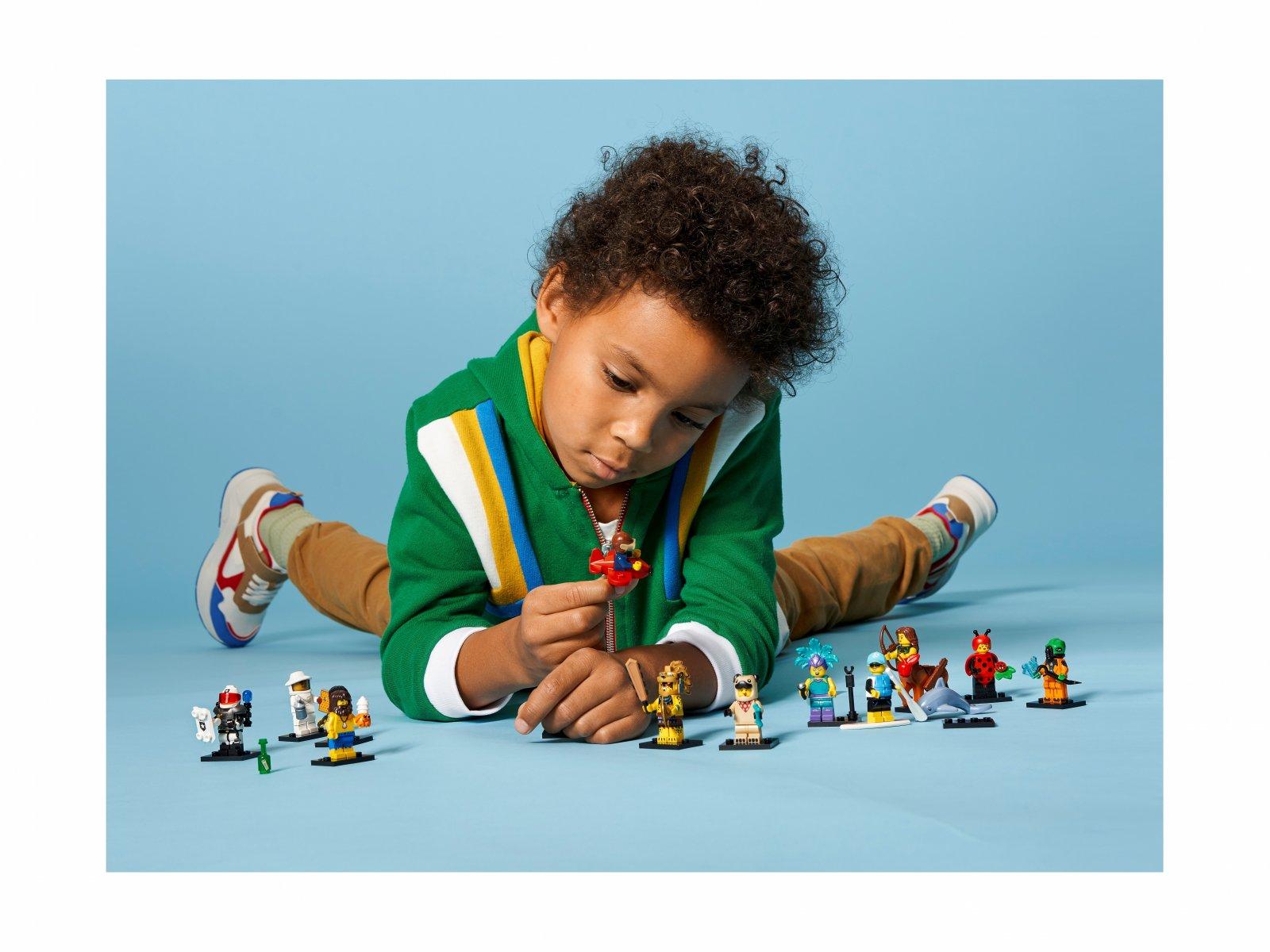 LEGO 71029 Minifigures Seria 21