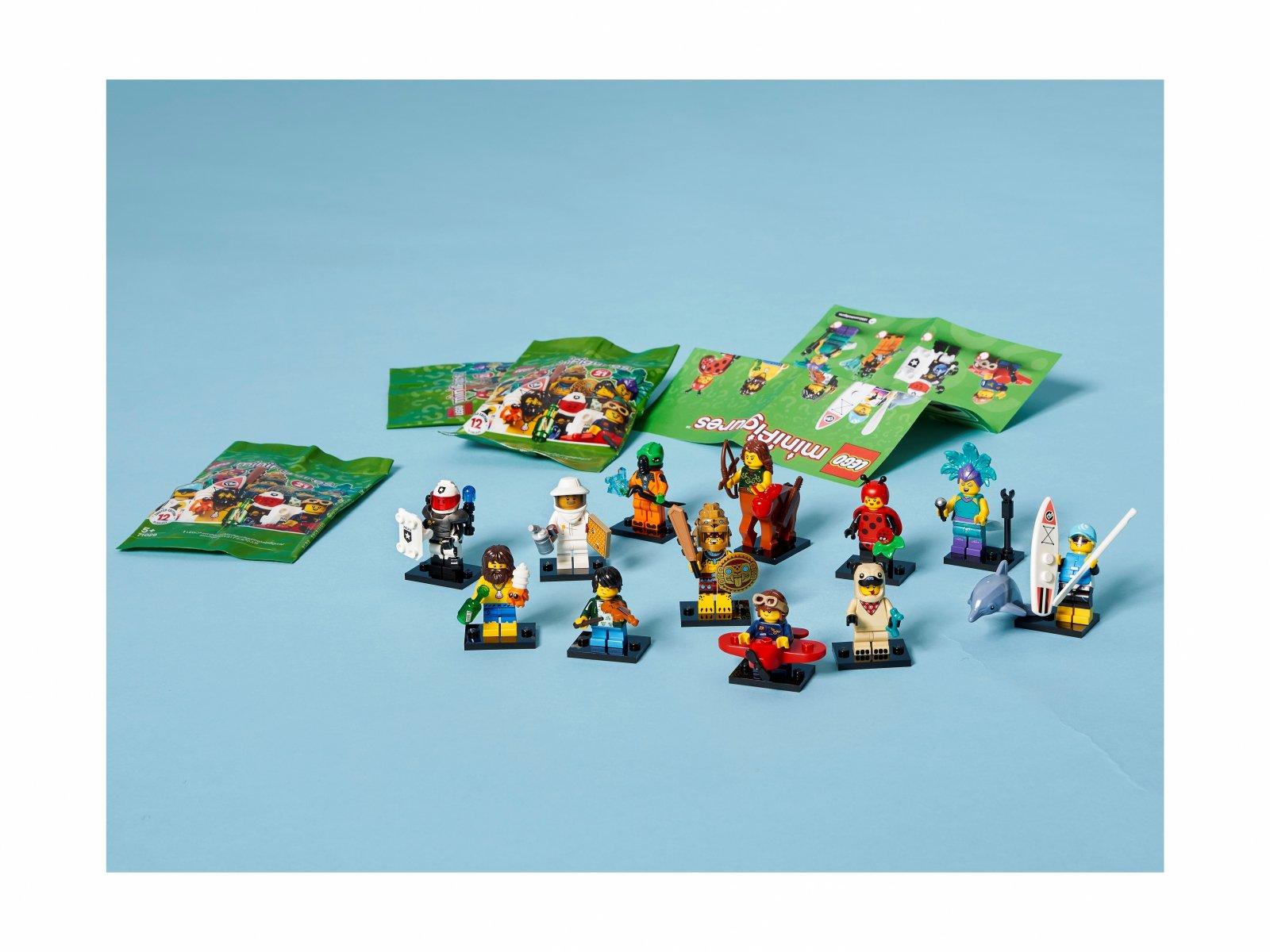 LEGO Minifigures 71029 Seria 21