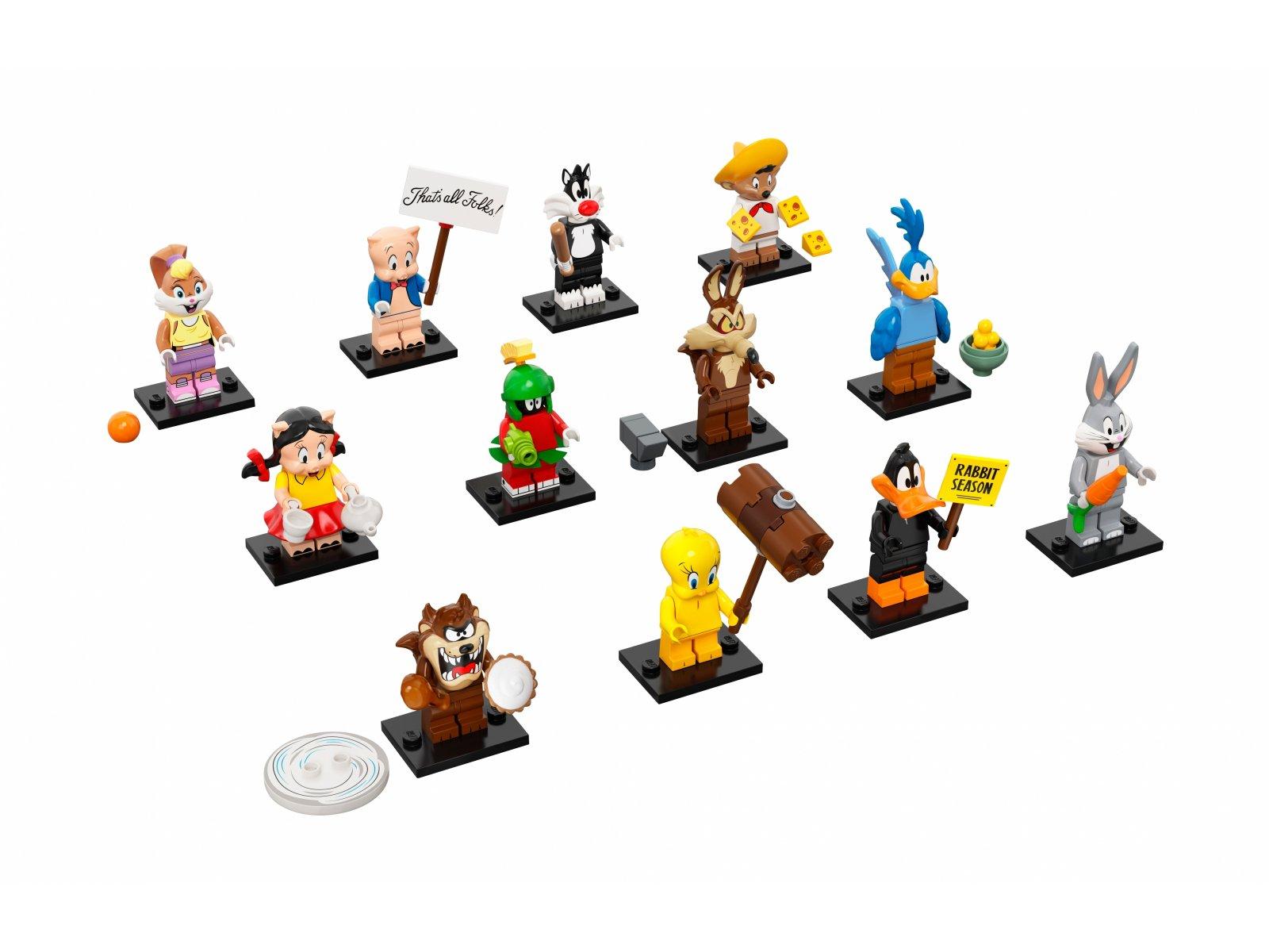 LEGO Minifigures Zwariowane melodie™ 71030