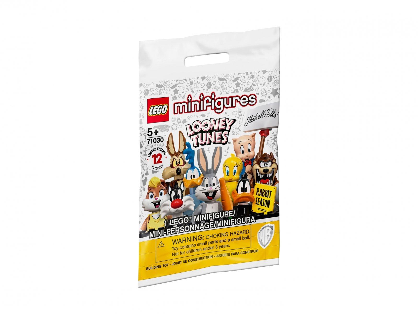 LEGO 71030 Minifigures Zwariowane melodie™