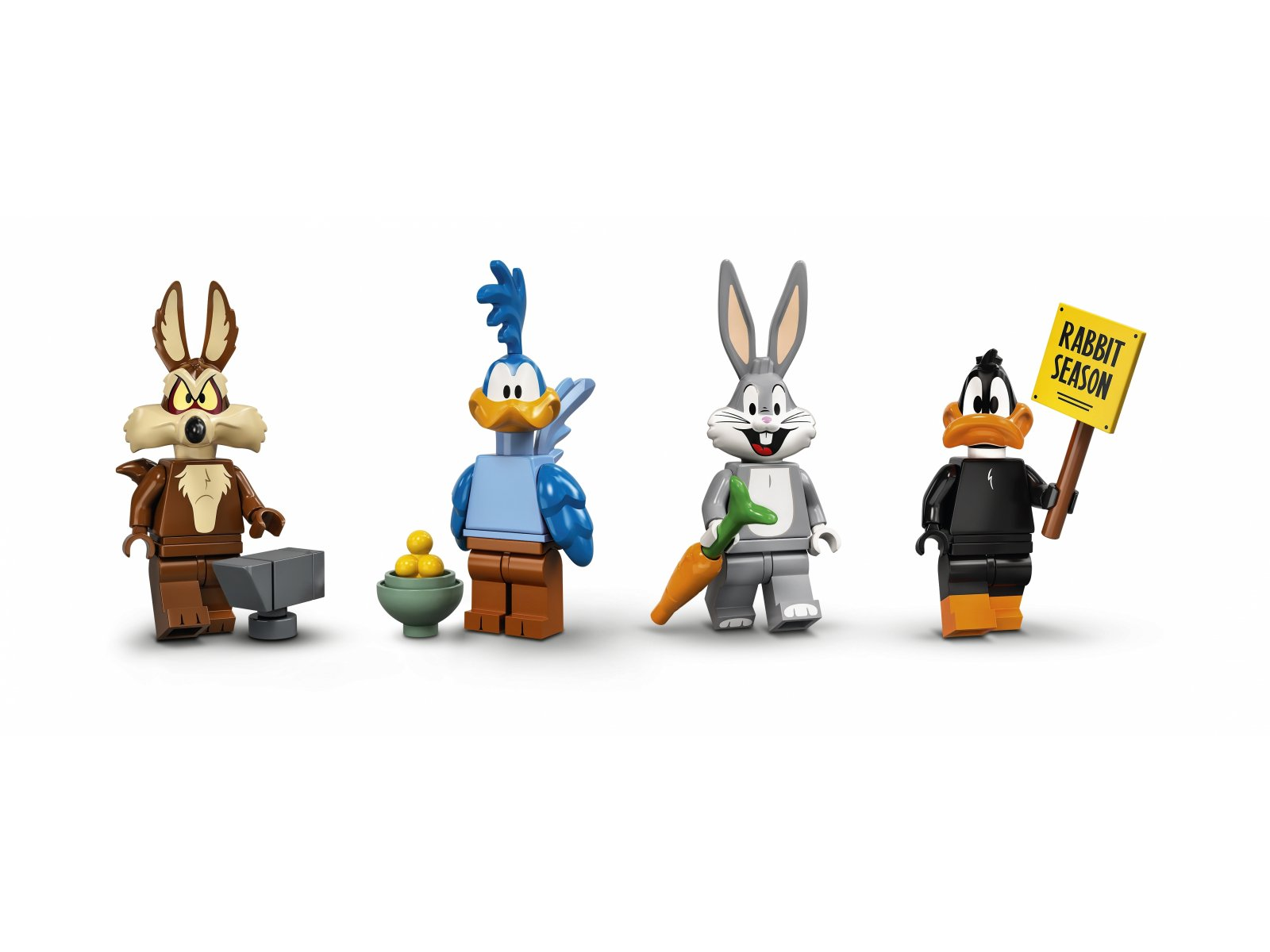 LEGO 71030 Zwariowane melodie™